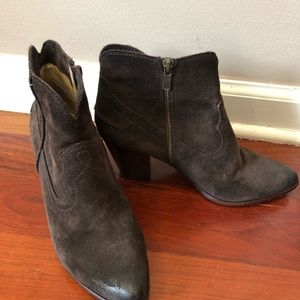 Frye Shoes - Frye Boots Suede